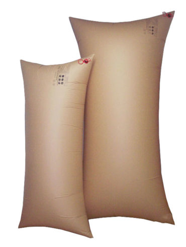 paper dunnage bag two sizes