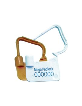Mega Padlock | Plastic Security Padlock